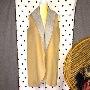 Talbots Cardigan Vest